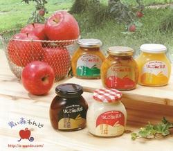 りんごde食卓(りんごマヨタイプ)